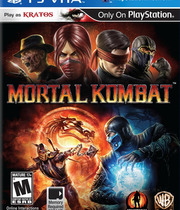 Mortal Kombat (Vita) Boxart