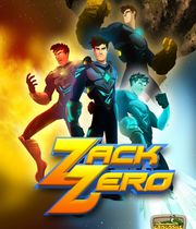 Zack Zero Boxart
