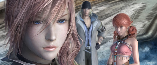 Final Fantasy XIII-2 - Feature