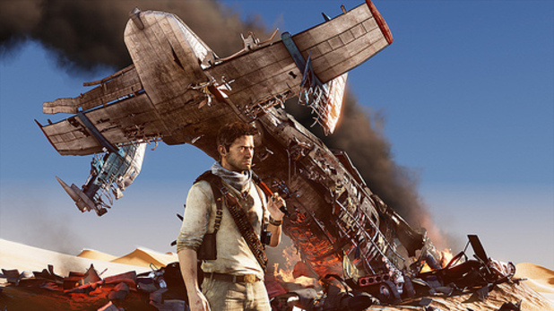 Uncharted 3: Drake's Deception Image