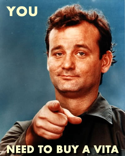 bill murray pointing