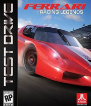 Test Drive: Ferrari Legends Boxart