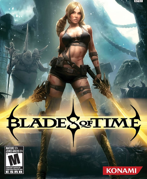 Blades of Time - Feature