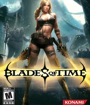 Blades of Time Boxart