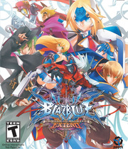 BlazBlue: Continuum Shift EXTEND Boxart