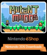 Mutant Mudds Boxart