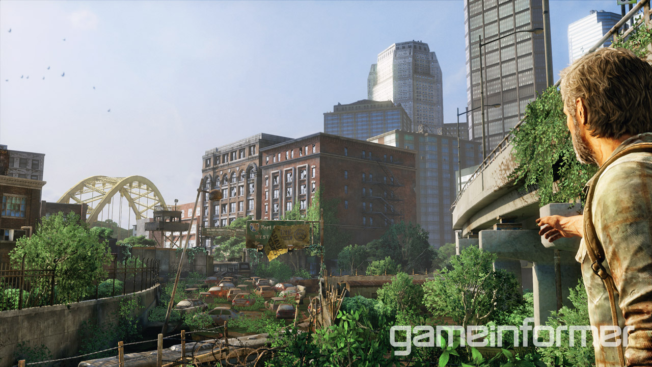 The Last of Us location
