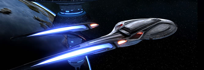 Star Trek Online client