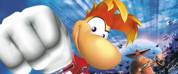 Rayman 3 HD - Feature