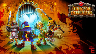 Dungeon Defenders  - 876634