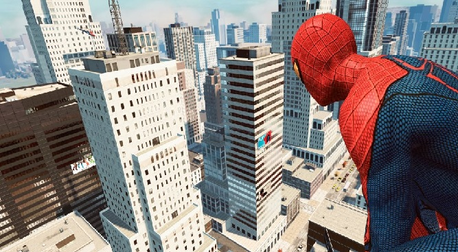 The Amazing Spider Man Game Feature Spidey Sense is Tingling | The Amazing Spider Man Review