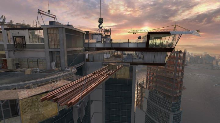 MW3 Overgrown map