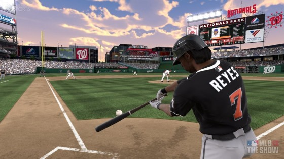MLB 12: The Show, Jose Reyes, Miami Marlins