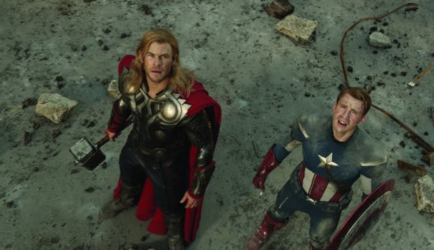The Avengers (2012) Screenshot - 876788