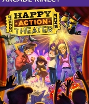 Double Fine Happy Action Theater Boxart