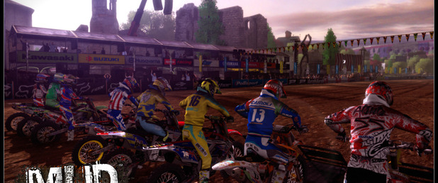 MUD - FIM Motocross World Championship - Feature