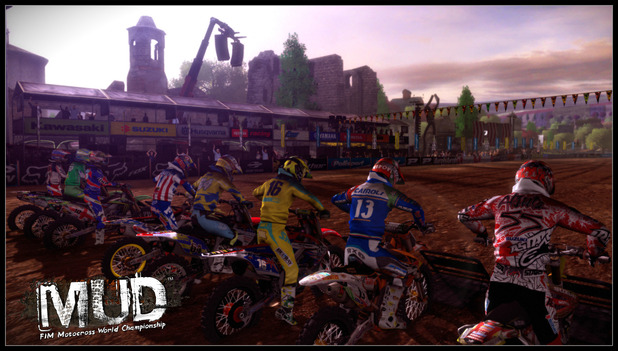 MUD - FIM Motocross World Championship Screenshot - 876976