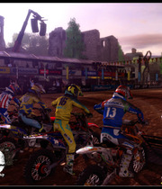 MUD - FIM Motocross World Championship Boxart