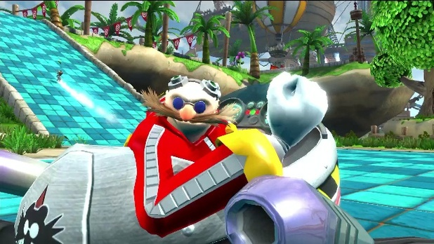 Sonic &amp; SEGA All-Stars Racing Image