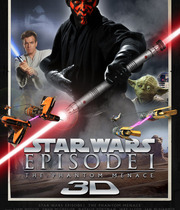 Star Wars Episode I: The Phantom Menace Boxart