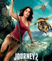 Journey 2: The Mysterious Island Boxart
