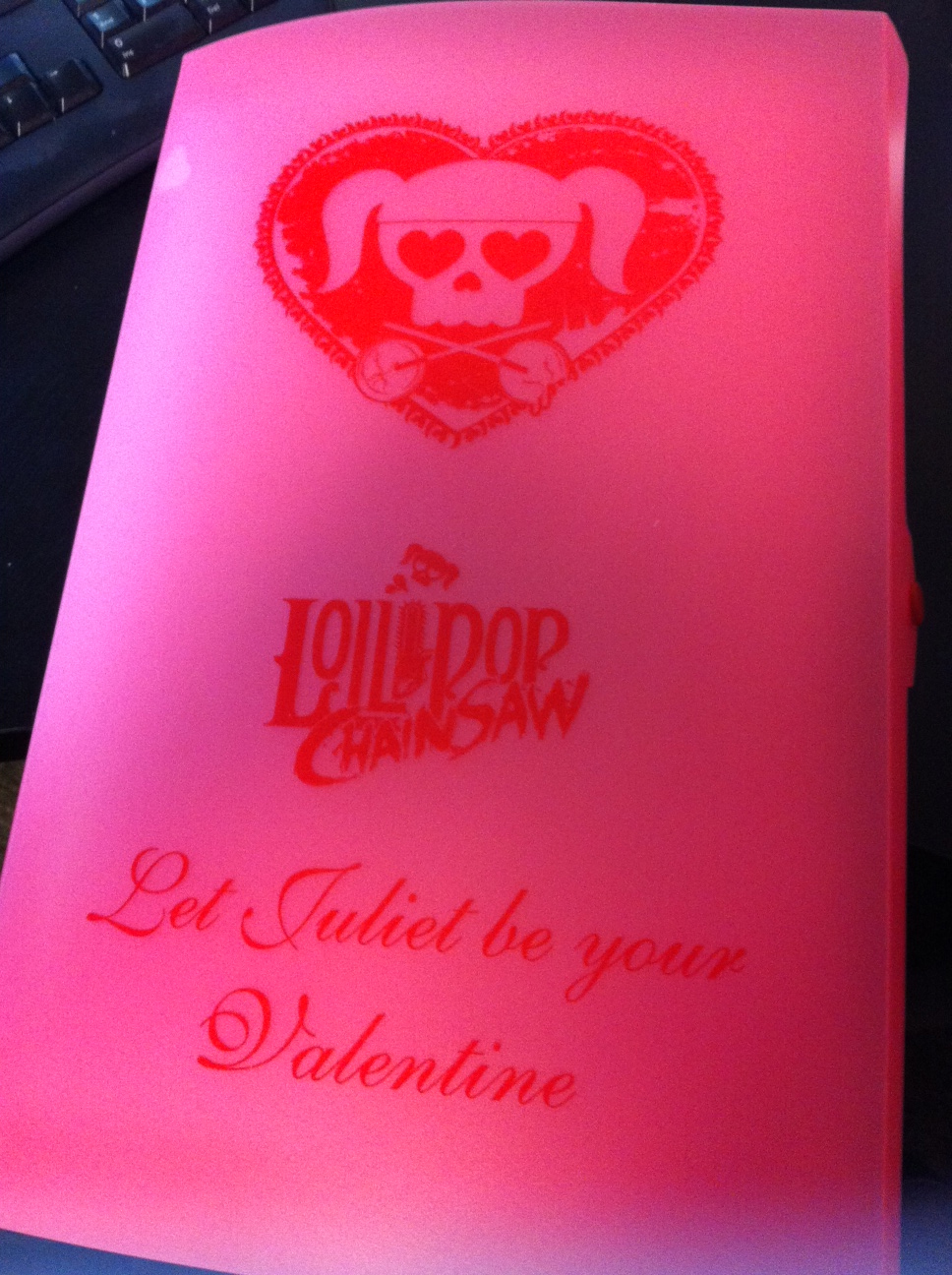 Lollipop Chainsaw V-day
