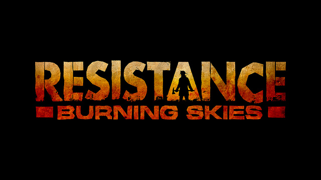 Resistance: Burning Skies, PS Vita