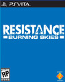 Resistance: Burning Skies Image