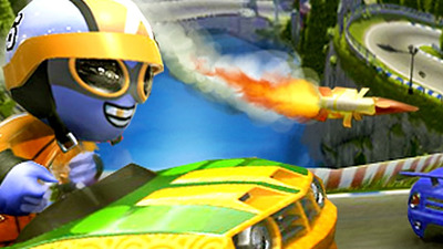 ModNation Racers: Road Trip  - 877290