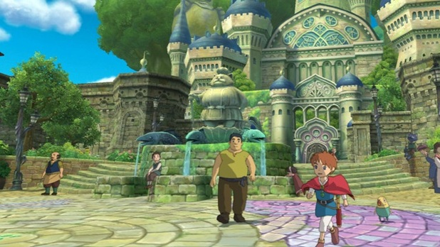 Ni No Kuni: Wrath of the White Witch  - 877328