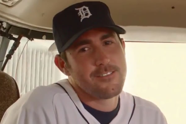 Justin Verlander MLB 2K12 with Kate Upton