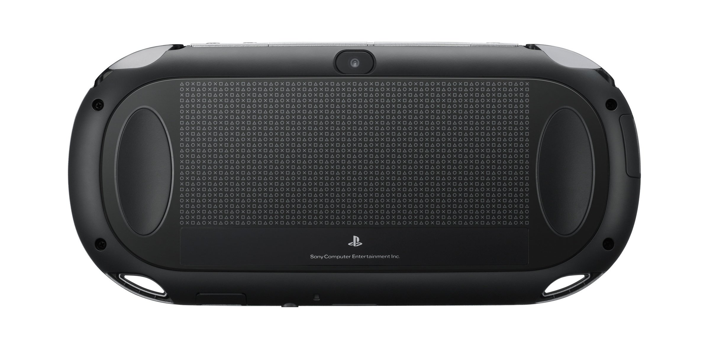 PS Vita rear touchpad