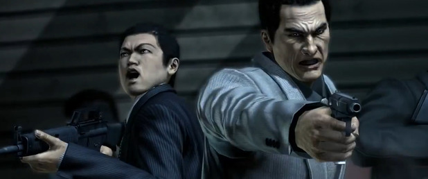 Yakuza: Dead Souls - Feature