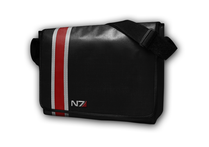 Mass Effect 3 bag