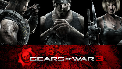 Gears of War 3  - 877442