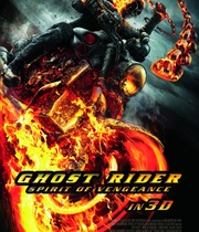 Ghost Rider: Spirit of Vengeance (2012) Boxart