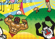 Rhythm Heaven Fever Image