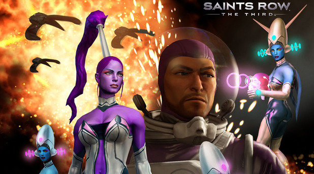 Saints Row: The Third  - 877504
