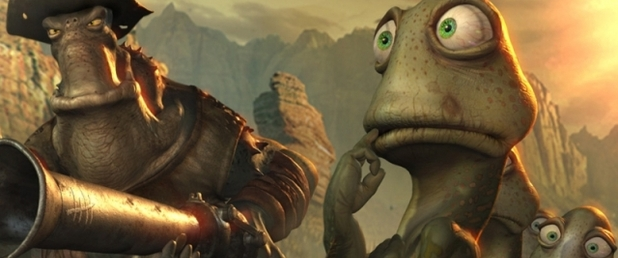 Oddworld: Stranger's Wrath (PSN) - Feature