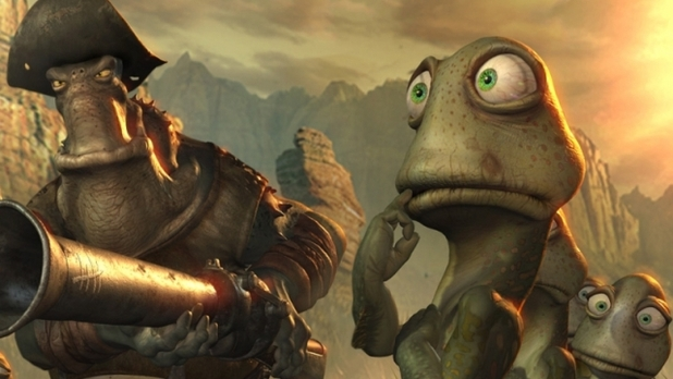 Oddworld: Stranger&#x27;s Wrath (PSN) Image