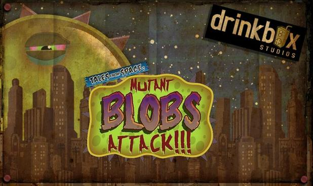 Tales from Space: Mutant Blobs Attack!  - 877755