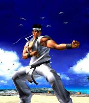 Virtua Fighter 4 Boxart