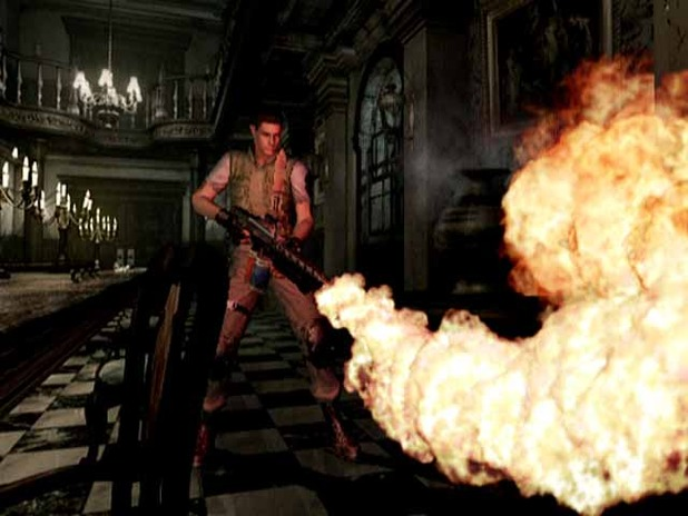 Resident Evil Screenshot - 878359