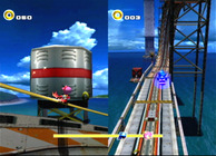 Sonic Adventure 2 Battle Image