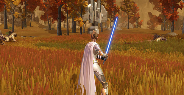 Star Wars: The Old Republic Image