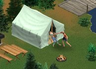 The Sims On Holiday Image