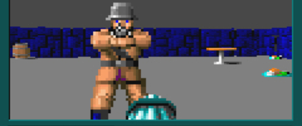 Wolfenstein 3D - Feature