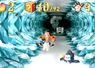 Crash Bandicoot: The Huge Adventure Image