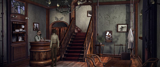 Syberia - Feature