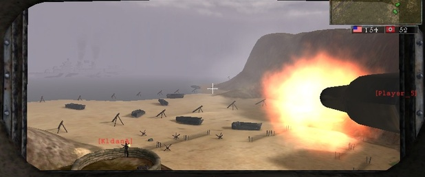 Battlefield 1942 - Feature